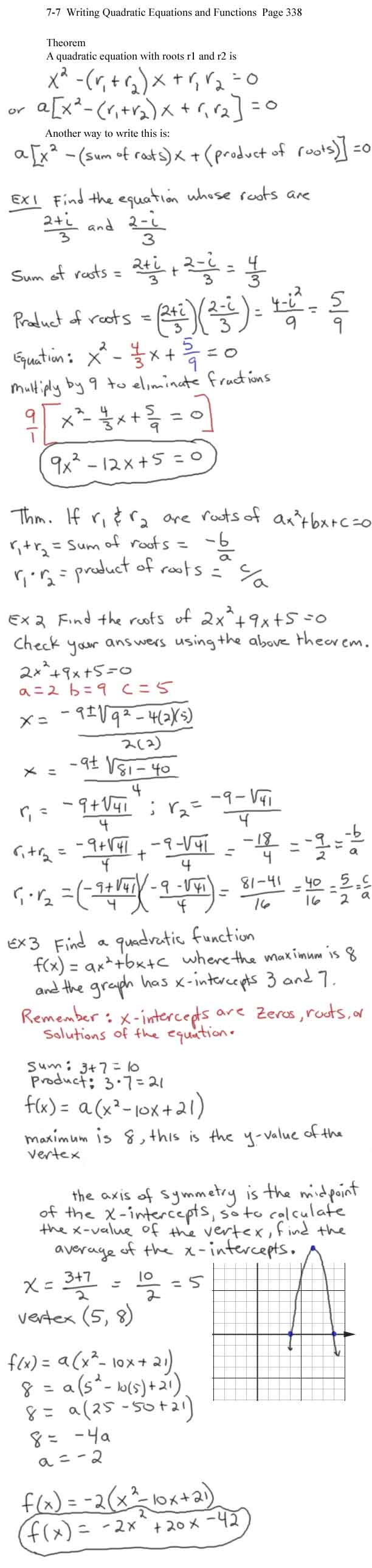 Lecture Notes – Kuta Software Infinite Algebra 1 Worksheet Answers