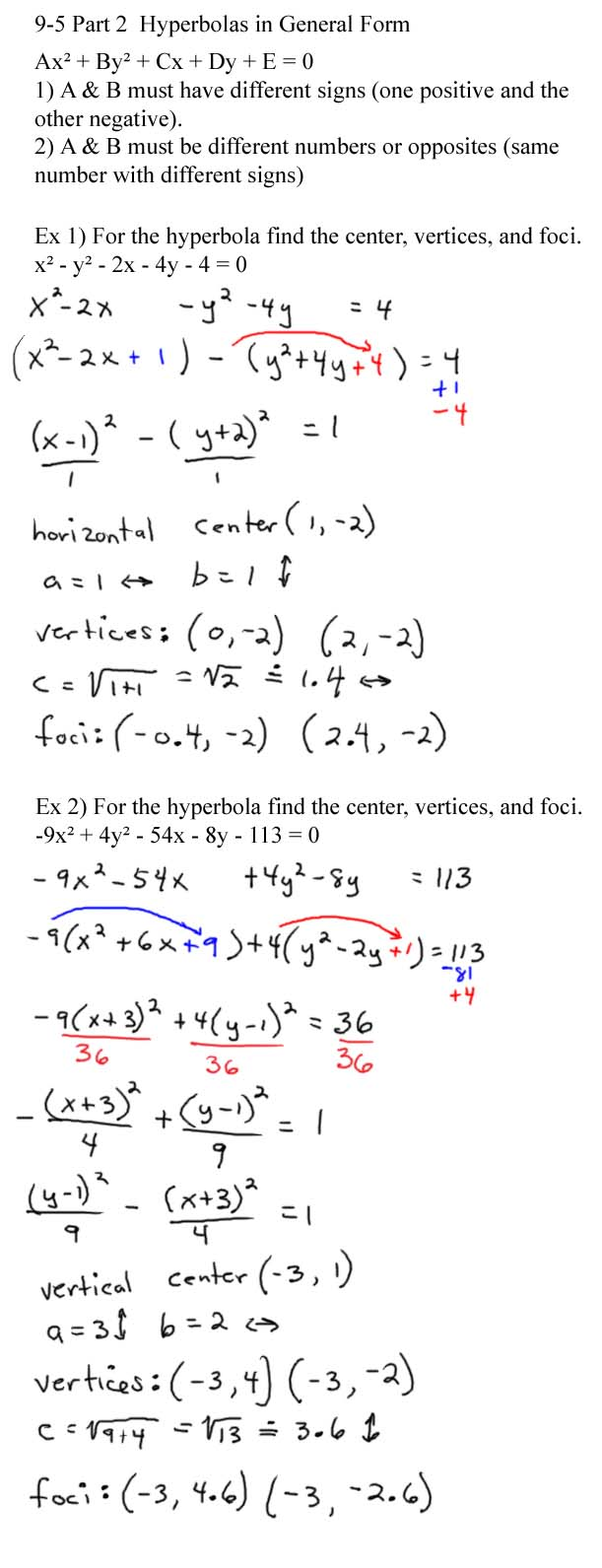 Lecture Notes – Practice 5-4 Factoring Quadratic Expressions Worksheet Answers